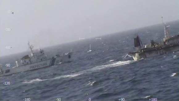 Береговая охрана Аргентины потопила китайскую шхуну за незаконный лов рыбы