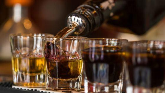 Доза алкоголя в 2,1‰ считается смертельной для человека