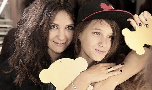 Екатерина Климова обеспокоена тем, что дочка отдалилась от нее
