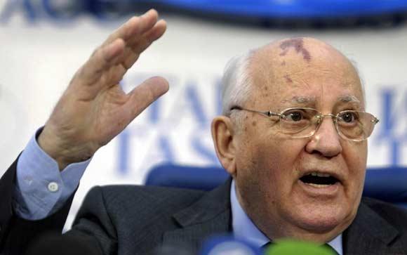 Коммунисты считают, что Горбачев не сделал все необходимое для предотвращения развала СССР