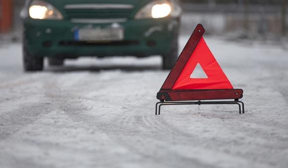 В Омской области на шоссе столкнулись 17 машин