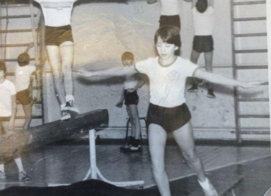 Жанна Фриске в детстве активно занималась танцами и спортом