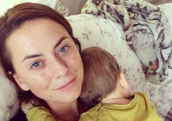 Новоиспеченная мама уже знала свой диагноз