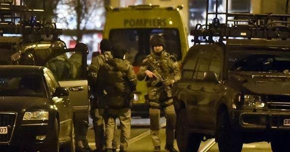 В Брюсселе задержан главный подозреваемый дела о парижских терактах