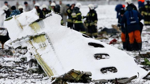 Эксперт: «Боинг» мог разбиться в Ростове из-за безрассудства пилотов