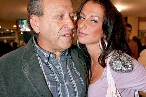 Борис Грачевский с бывшей женой