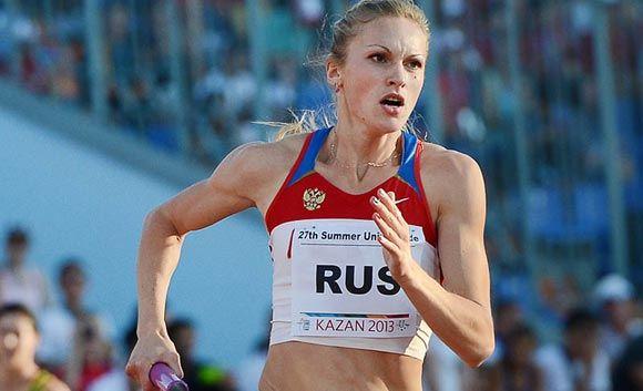 В допинг-пробе российской бегуньи Котляровой обнаружен мельдоний