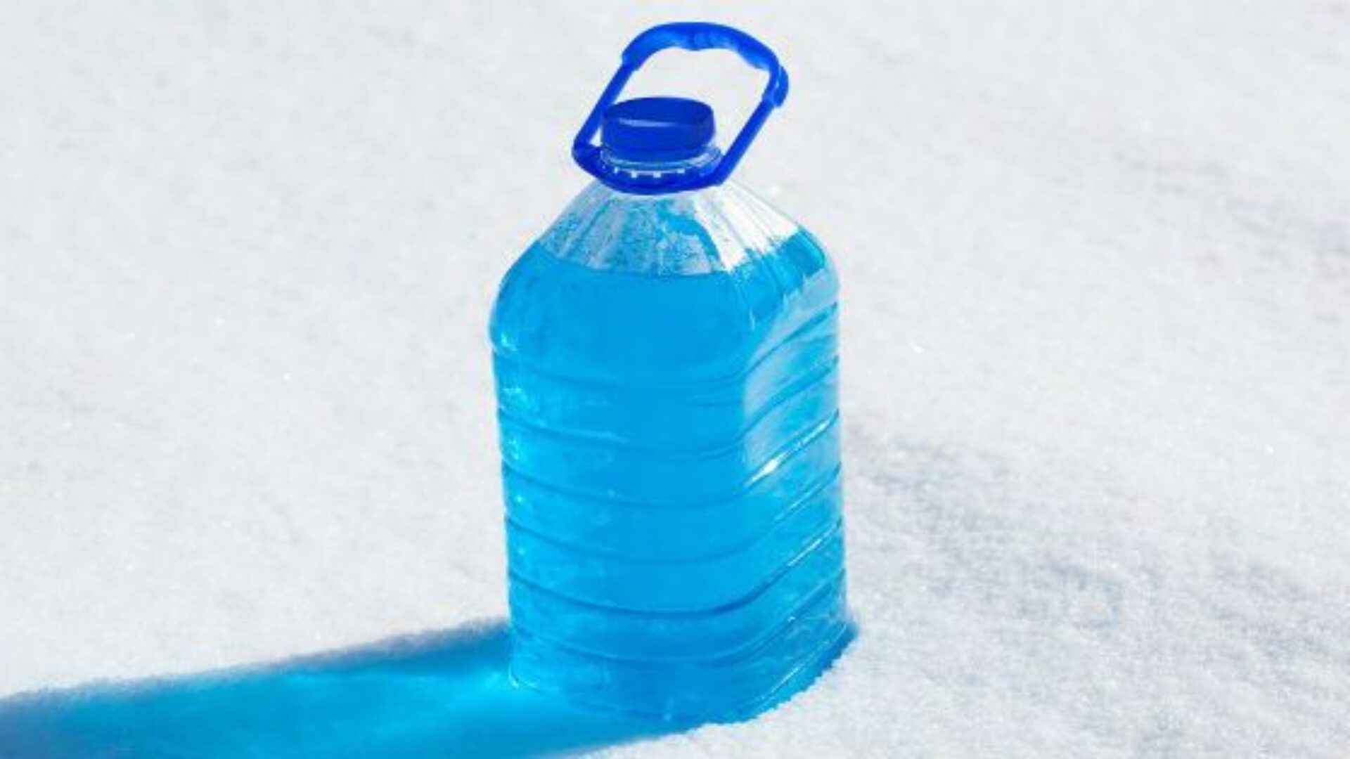 Качественная стеклоомывающая жидкость - надежный помощник в холода