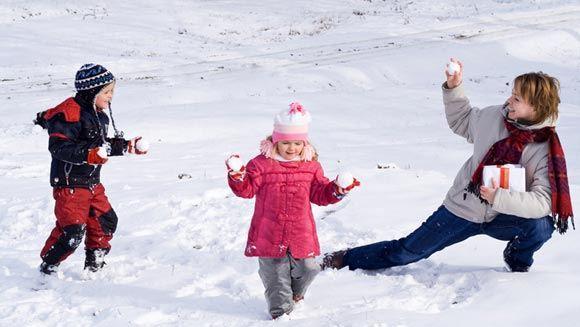 В Оренбуржье школьница погибла, играя в снежки