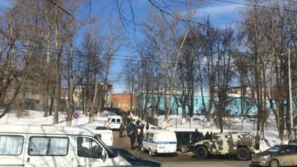 Во «Владимирском централе» мог произойти бунт заключенных