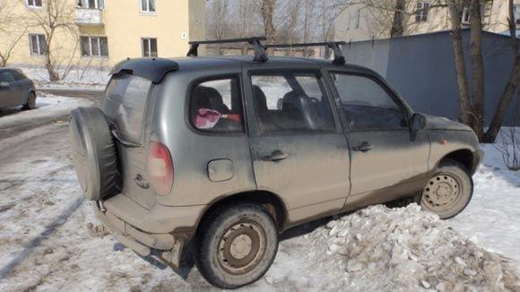 Зацепившуюся за автомобиль девочку несколько километров протащили по дороге