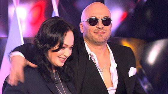 Дмитрий и Лариса на «Прожарке»