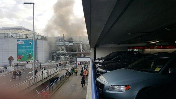 Теракт в аэропорту Брюсселя: 14 человек убиты