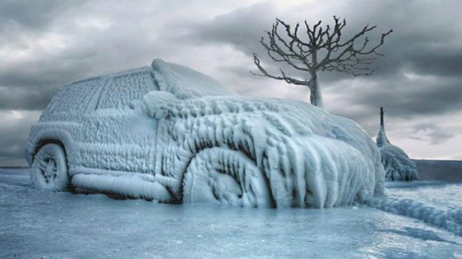 В теплом гараже зимние шины сохранятся лучше
