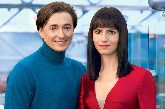 Сергей Безруков и Анна Матисон тайно расписались