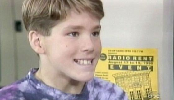 Ryan Reynolds' first role (Fifteen teen drama)