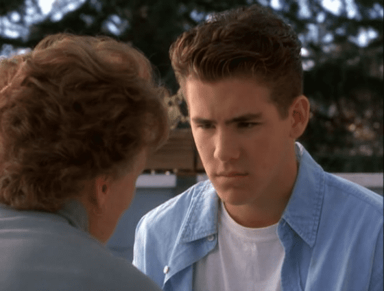 Ryan Reynolds in Serving in Silence: The Margarethe Cammermeyer Story