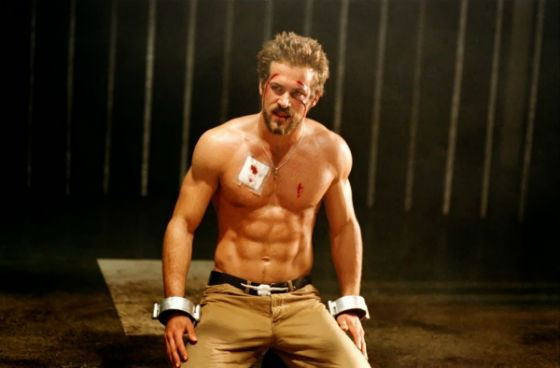 Ryan Reynolds in Blade: Trinity movie