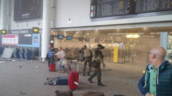 В Брюсселе найдено «завещание» одного из террористов
