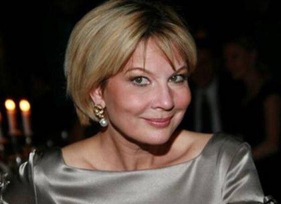 Татьяна Веденеева несмотря на возраст прекрасно выглядит