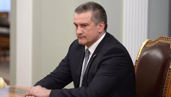 Аксенов: для строительства Керченского моста потребуется разрешение Украины