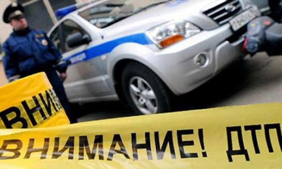 Рядом со зданием Ассоциации российских банкиров столкнулись два автомобиля Maybach