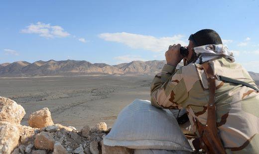 При штурме Пальмиры в Сирии погиб российский офицер