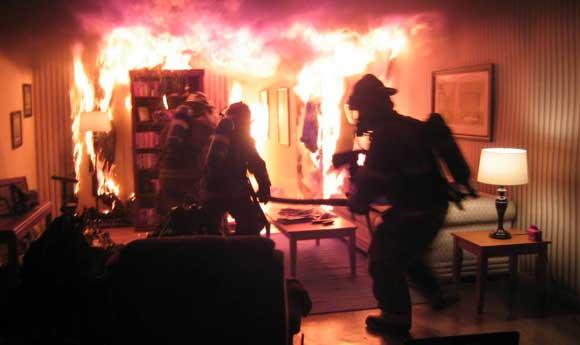 Во время пожара в екатеринбургском частном детсаду пострадали 10 детей