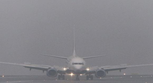 Scooter не смогли долететь до Екатеринбурга из-за тумана