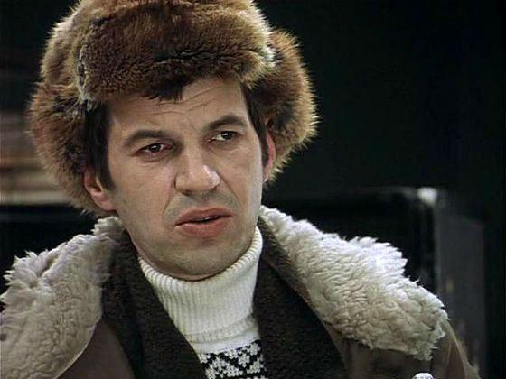 Георгий Бурков в фильме «Ирония судьбы, или С лёгким паром!»