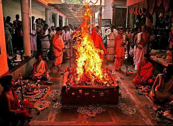 Большинство современных зороастрийцев проживает в Индии