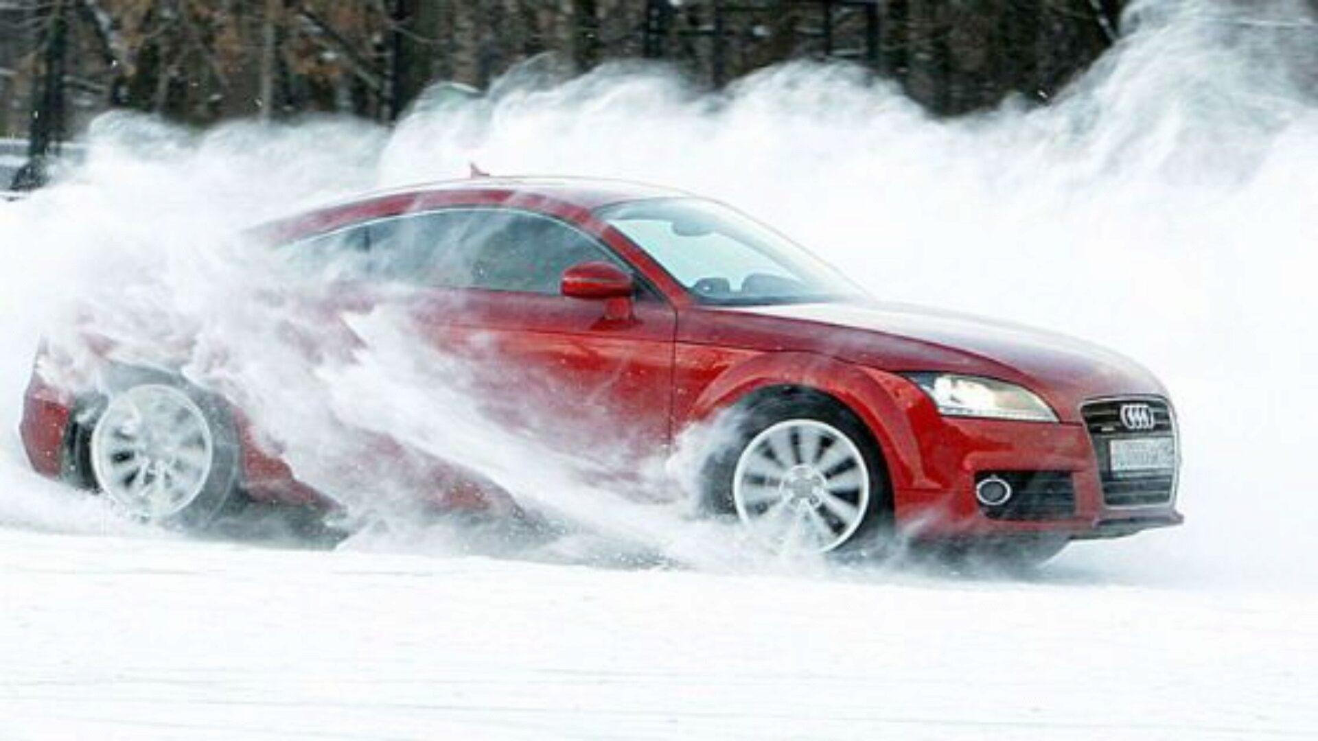 Зимние шины помогут чувствовать себя увереннее на дороге