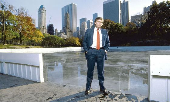 Дональд Трамп - владелец корпорации недвижимости