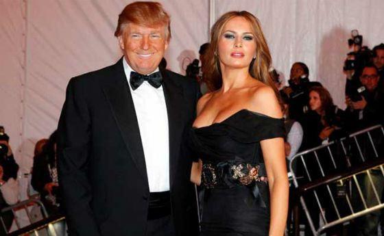 Дональд трамп дети и жены фото