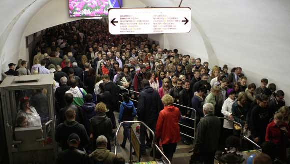 Московский метрополитен признал вину в крупнейших ЧП в подземке
