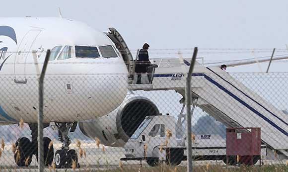 ������� �������� ������ EgyptAir ��� ������ ������ ���������� �����