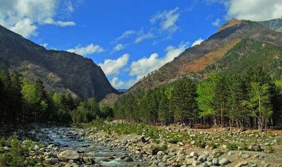 В горах Бурятии пропал студент из США
