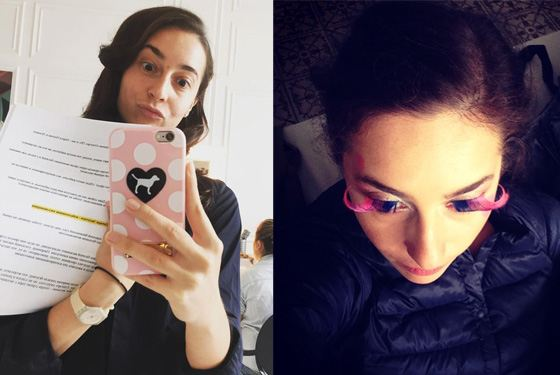 Martha Nastov's Instagram is Popular