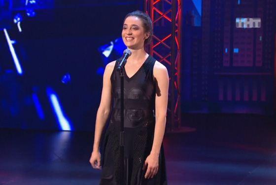 """Martha Nosova in """"Dances"""" on TNT"""