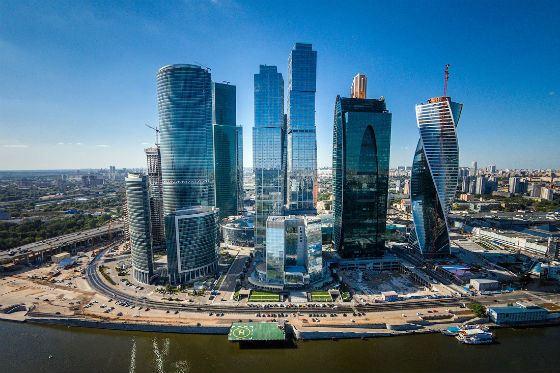 Россия -  страна с большими и маленькими городами