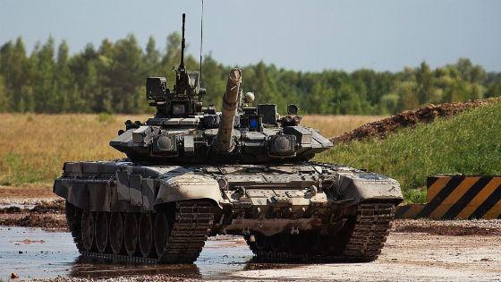 Узнай, на что способны самые мощные танки XXIвека