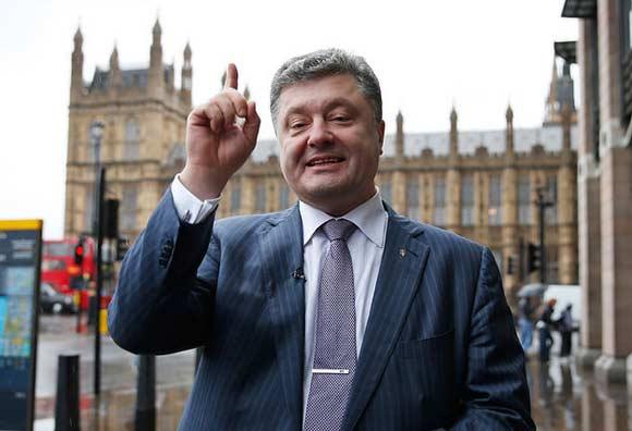 Порошенко просят переименовать Украину в Киевскую Русь