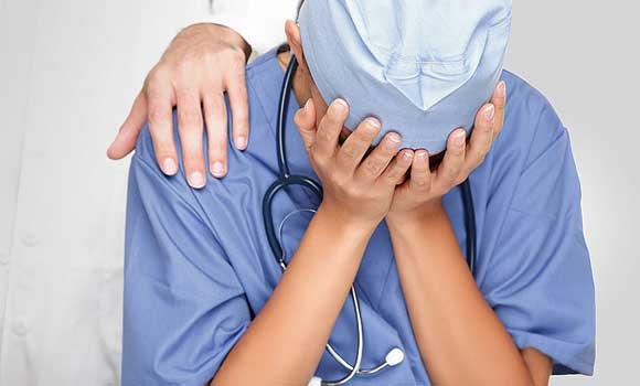 Бывший боксер избил медсестру в подмосковной больнице