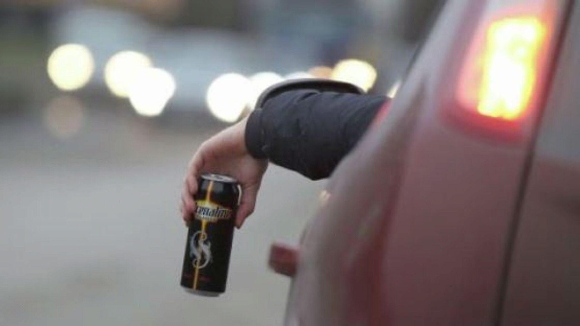 Многих водителей выручают энергетические напитки