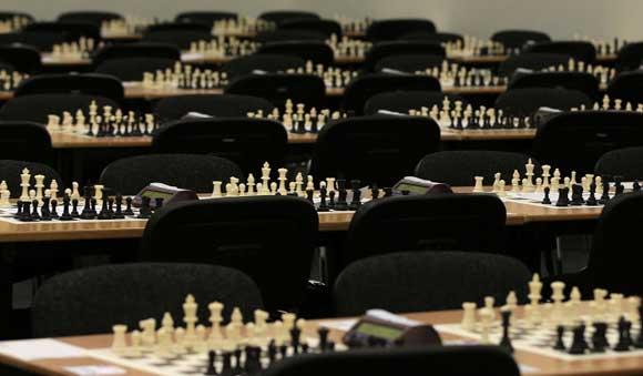 Российские заключенные-шахматисты снова оказались лучше американских