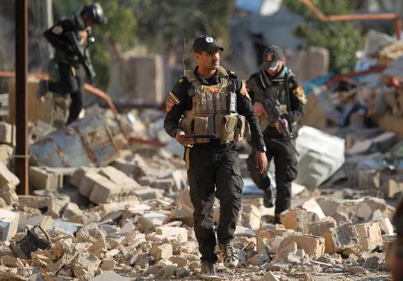 Иракские военные освободили 1500 человек из тюрьмы ИГ