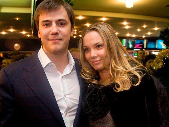 Ivan Zhidkov and Tatyana Arntgolts