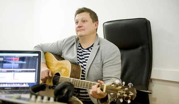 Eyewitnesses: guitarist Pavel Usanov himself provoked a conflict