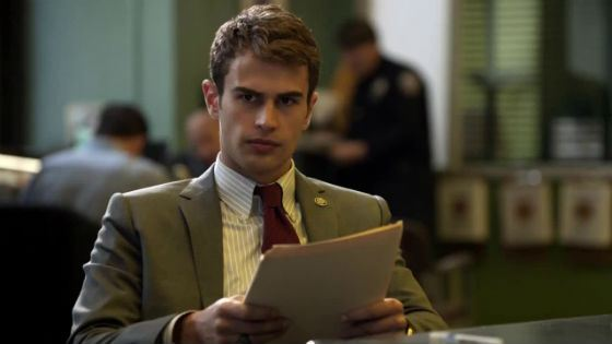 The ratings of «Golden Boy» with Theo James didn't meet the expectations of the channel