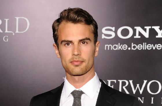 For Theo James, the year 2016 was saturated: 4 premieres!